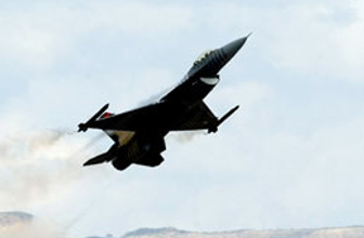 Hamas, İsrail F16'sını vurdu!