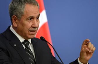 Arınç'tan MHP'li Vural'a çok sert sözler