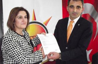 Yozgat AK Parti'de bir ilk gerçekleşti