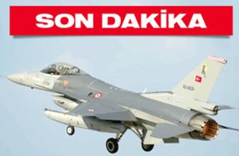 Suriye füzeleri Türk jetlerine kilitlendi