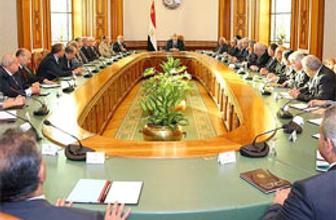 Mısır'da geçici hükümet istifa etti