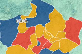 Ankara Güdül seçim sonuçları 2014