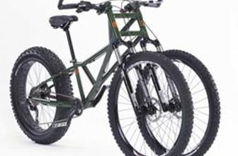 Bisiklette devrim niteliğinde yenilik Juggernaut!