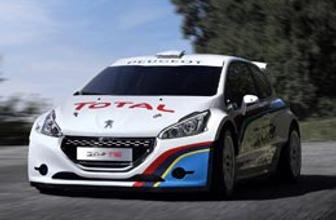 Peugeot 208T16 ilk zaferini aldı
