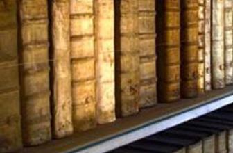 Bu kitaplar insan derisiyle mi kaplı?