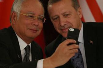 Başbakan Erdoğan'la Selfie'm dedi ve...