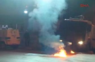 Tunceli'de birer saat aralıklarla motoloflu saldırı