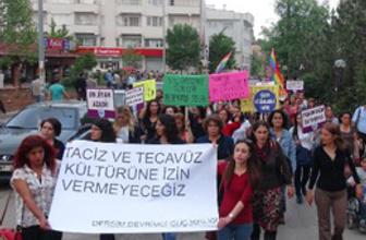 Tunceli'de kadınları sokağa döken tecavüz
