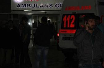 Hatay'da kaza 10 kişi yaralandı!