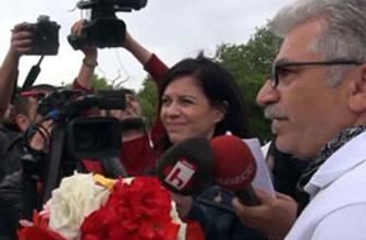 Gezi Parkı'nda çiçeğe izin yok