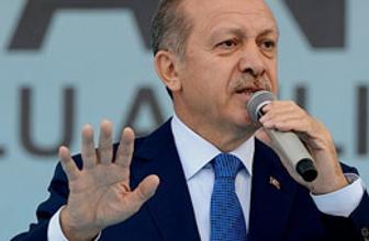 Erdoğan'dan AK Parti'lilere veda konuşması!