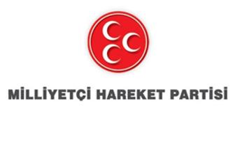 Seçim sonrası MHP'den ilk istifa