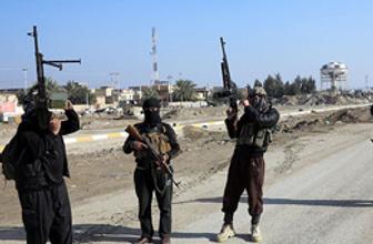 IŞİD'in sakar militanı Irak'ta alay konusu!