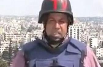 EL Cezire muhabiri gözyaşlarını tutamadı!