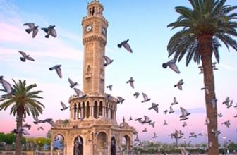 İzmir hava durumu 27 Kasım