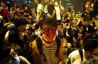 Hong Kong: Göstericiler hükümetle görüşmeyi kabul etti