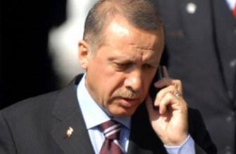 Erdoğan'dan Demirtaş'a telefon