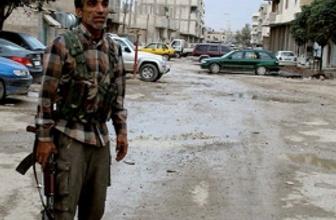 Kobani'ye giren DHA ekibinden çarpıcı izlenimler