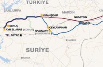 Kobani'de son durum Blackwater Kobani'ye sızdı