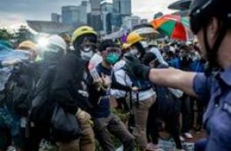 Hong Kong'da hükümetin uyarısı dönüm noktası mı?