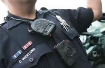 Banka soyguncusu polis çıktı