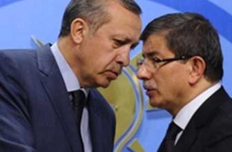 Erdoğan ve Davutoğlu zirvesi bitti!