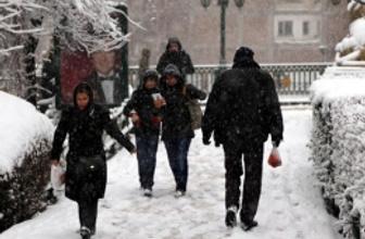 Hava durumu son rapor kar tatili var mı?