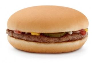 McDonald's yemeğinden öyle bir şey çıktı ki