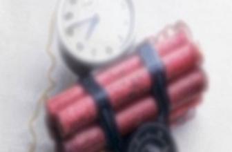 Tunceli'de 100 kiloluk bomba alarmı