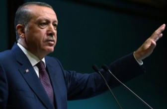 O toplantıda ilginç olay! Erdoğan hepsine el koydu
