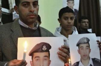 Ürdün'den IŞİD'e esir pilot için kritik mesaj!