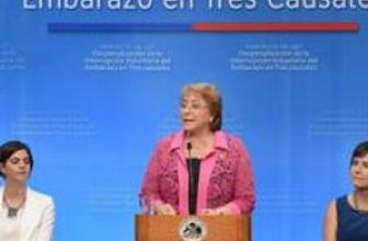 Şili'den kürtaj yasağını kaldırma adımı