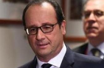 Hollande'dan Rusya'ya: Sonsuza kadar diplomasi olmaz
