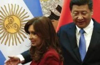 Çin aksanıyla alay eden Arjantin liderine tepki büyüyor