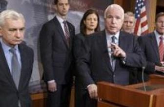 Obama'ya 'Kiev'e silah gönder' baskısı
