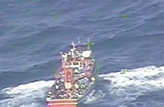 Akdeniz'de 25 kaçak'adonarak öldü