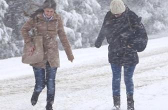 Karabük'te okullar tatil mi son hava durumu