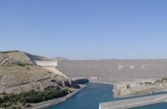Atatürk Barajı'na otomobil düştü