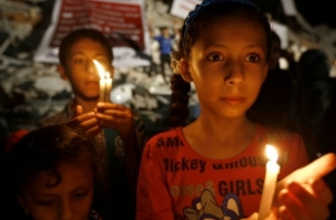 İsrail Filistin'in elektriğini kesti