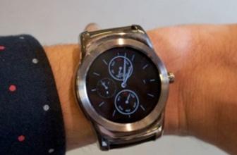 LG'nin yaptığı akıllı saati gördünüz mü?
