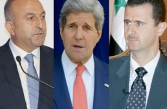 ABD Suriye ve Türkiye birbirine girdi