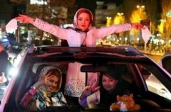Nükleer mutabakatı İran'ı sevindirdi