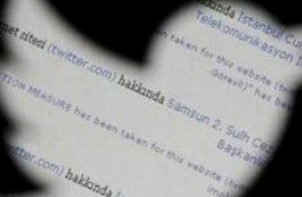 Türkiye'de Twitter'a erişim yasağı kalktı