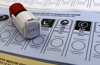 Oy pusulası yeni sıralama hangi parti kaçıncı sırada?