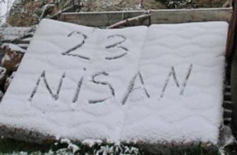 Hava durumu bugün kar yarın güneş var