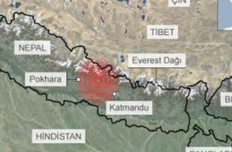 Nepal'de kurtarma çalışmaları hızlanıyor