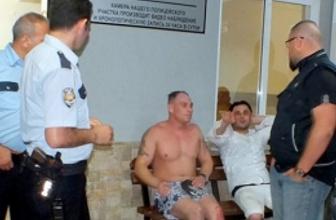 Muğla'da 2 İngiliz turist şaşkına çevirdi