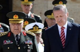 Org. Özel'e Erdoğan'dan ziyaret