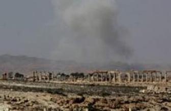 Antik kent Palmyra da IŞİD'in elinde