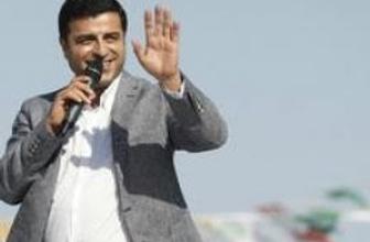Demirtaş'tan ilginç iddia AK Partili bir yönetici...